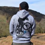 Tirpentyws Trails Grey Hoodie