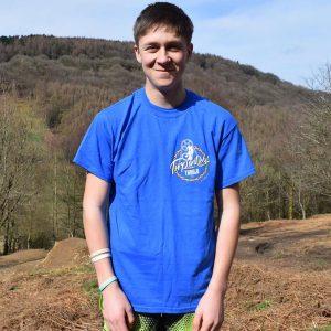 Tirpentyws Trails Blue T Shirt