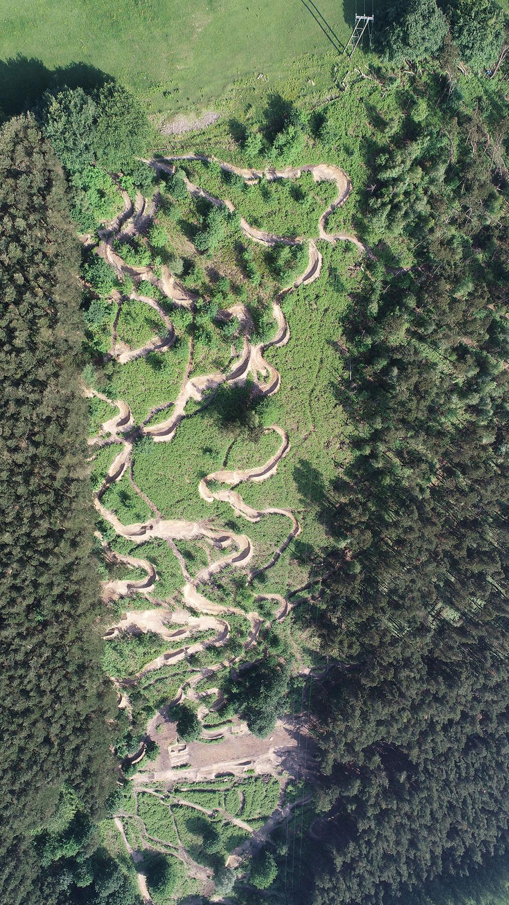 Tirpentwys Trails
