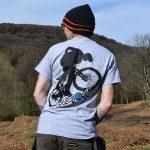 Tirpentyws Trails Grey T Shirt