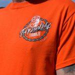 Tirpentyws Trails Orange T Shirt